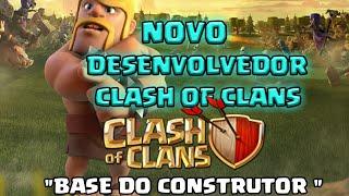 CLASH OF CLANS :DESENVOLVEDOR COM SUPER P.E.K.K.A ,BRUXA SOMBRIA E MUITO MAIS!!