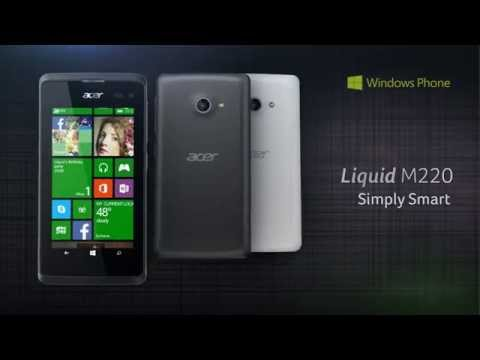 Acer Liquid M220 – Windows For Everyone!
