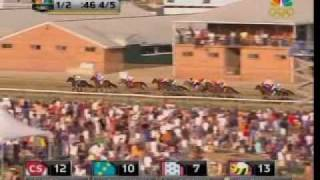 BIG BROWN PREAKNESS 2008 WIN