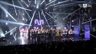 140313 M!Countdown - SNSD - Mr.Mr. + No.1 + Encore