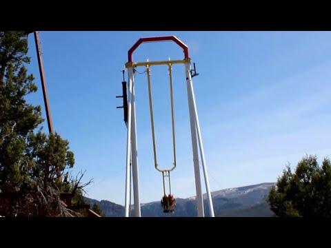 Glenwood Springs April 2017/Sky Tram/Adventure Park/Cave Tour/ A little Ouija
