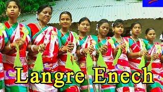Santali traditional Lagre Enech  akhra# handi  poura  nute  juri.#  santali Traditional Dance ///