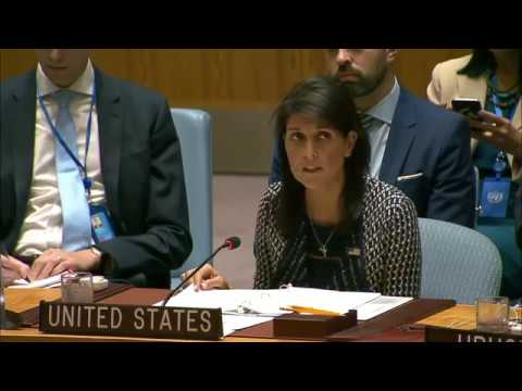 UN Security Council Briefing on Threats to International Peace and Security Caused by Terrorist Acts