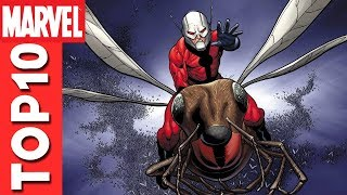 Top 10 Ant-Man Moments From The Avengers: Earth's Mightiest Heroes