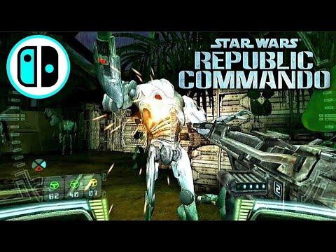 Star Wars Republic Commando on the Nintendo Switch Lite #15 |