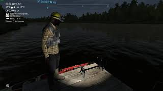 Fishing Planet 15 Река Ахтуба Белуга Уникальный Сом Обыкновенный Уникальный Голавль и Жерех
