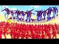 КАК УБИТЬ ЧИКЕН МЕН МЕНА?! ► TABS Totally Accurate Battle Simulator! Обзор и Прохождение # 3