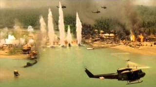 ride of the valkyries chopper theme apocalypse now