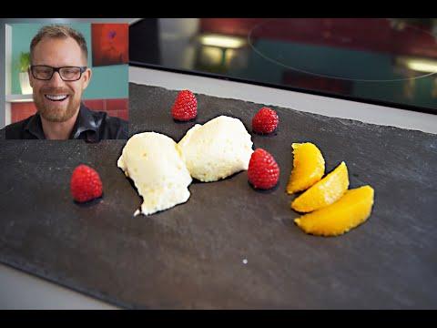 How to Make  the best bavarian Dessert Bayrisch Creme - Oktoberfestfood - German Recipes -