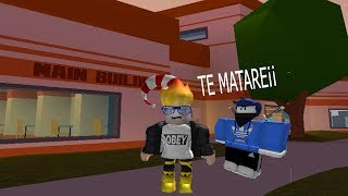I FIND THIS STRANGE SUBJECT IN ROBLOX!!