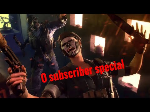 0 Subscriber Special - Rainbow 6 Siege