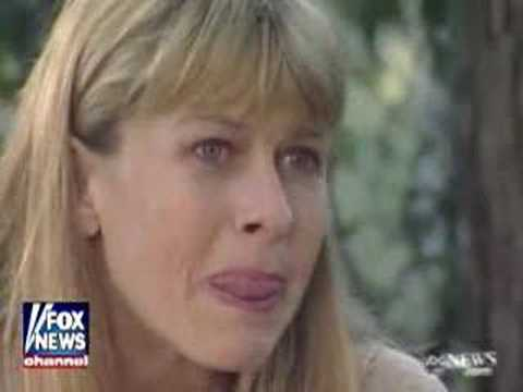 Terri Irwin's first emotional TV interview on 20/20 - YouTube