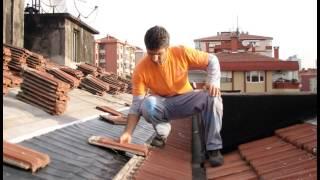 Çamlıbahçe Çatı Ustası 0216 661 44 94 Tamiri, Aktarma, Onarımı, Temizliği