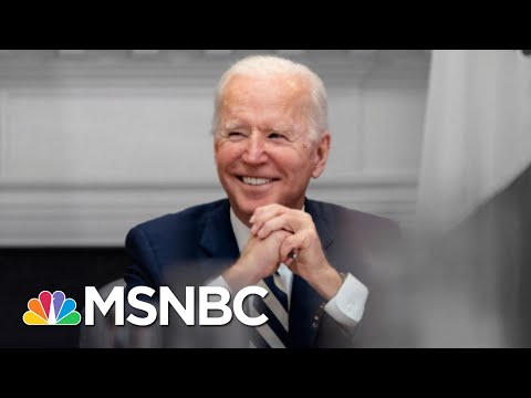 Biden Looks To Senate To Pass Covid Aid As Trump Vows Revenge | The 11th Hour | MSNBC