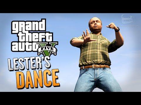GTA 5 - Lester's Dance