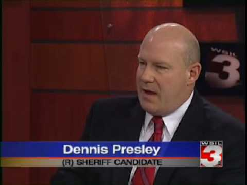 WSIL TV3 Interview - January 27, 2010