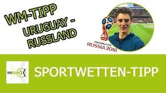 WM Tipp   Uruguay - Russland   kostenlose Analyse