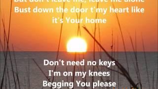 Alone - Hollyn feat. TRU (Lyrics)