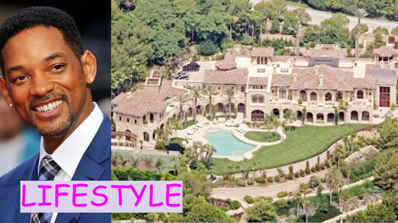 Will Smith Lifestyle (cars, house, net worth)