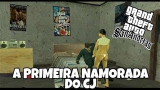 Gta san andreas de celular #11 namorada do cj (android/IOS)