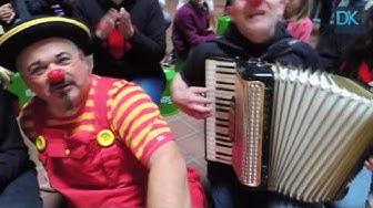 Clownsfestival in Neuburg