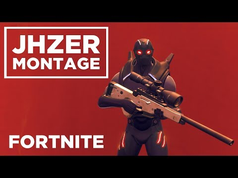 JHZER - FORTNITE MONTAGE
