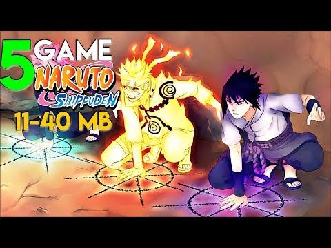 5 Game Naruto Terbaik & Teringan Di HP Android (OFFLINE) ! #SamaSaya #DiRumahAja - 동영상