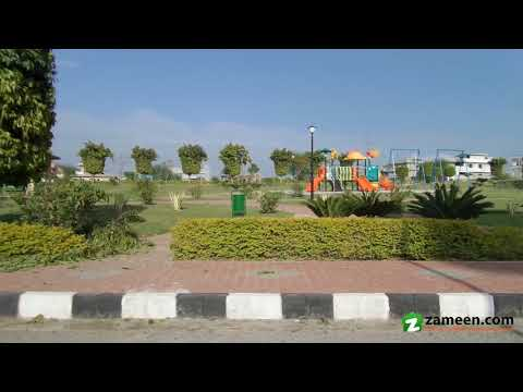 1 KANAL RESIDENTIAL  PLOT IS FOR SALE IN B-17 ISLAMABAD