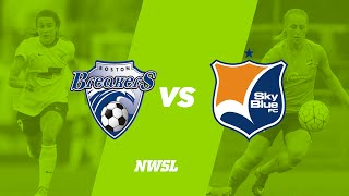 Boston Breakers vs Sky Blue FC full match