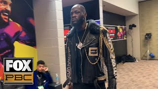 Behind the Scenes: Deontay Wilder and Tyson Fury arrive on fight night of their rematch | PBC ON FOX