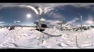 Tete du Torraz 360 - La Giettaz - Portes du Mont-Blanc