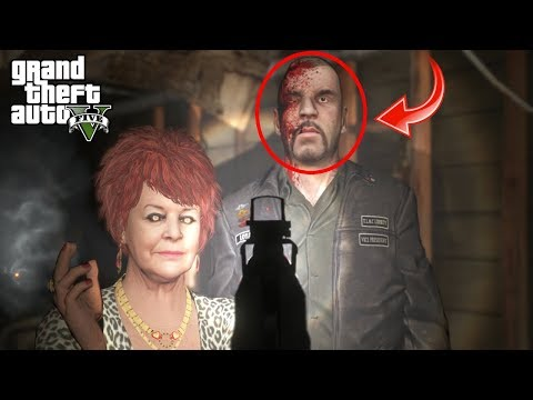 LAS PESADILLAS DE TREVOR!! - GTA 5 Misterios de Terror