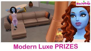 The Sims Mobile Modern Luxe Sweet Treat Prizes