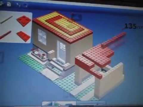 Lego digital designer pasos para hacer una casa youtube for Ayuda para construir tu casa
