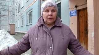 Вода с крыши течет в квартиру 10 этажки в Бердске(, 2015-04-02T07:12:49.000Z)