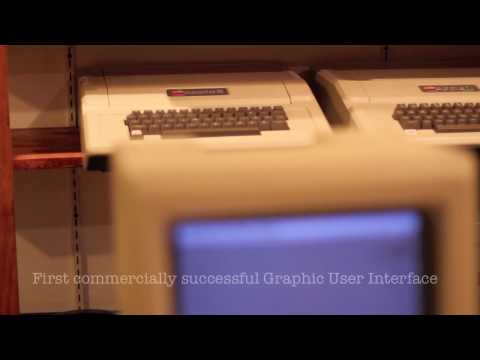 Evolution of the Mac OS