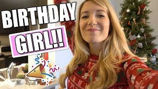 BIRTHDAY GIRL DE 23 ANS! |  26 novembre 2016