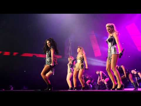 Girls Aloud - Wake Me Up/Jump [Ten: The Hits Tour 2013 DVD]