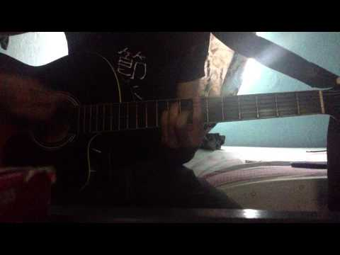 Our Song - (Guitar Cover) Chords (Acordes)