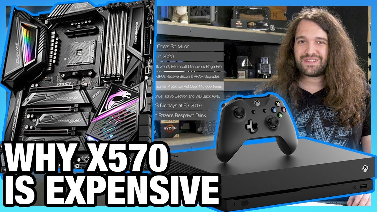 HW News - Why X570 is Expensive, Comcast Caught for Fraud
