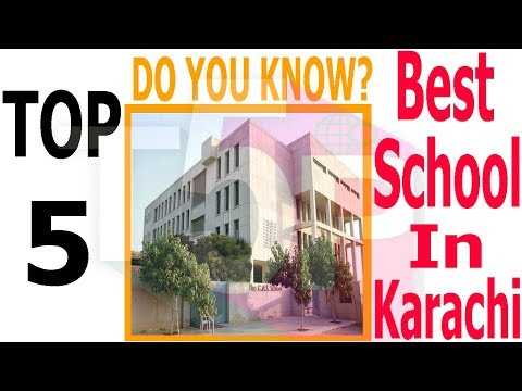 Top 5 Best School In Karachi