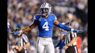 Relive highlights of the 2017 byu football season. it was a tough year for cougars, as injuries decimated two-deep and thrust numerous younger player...