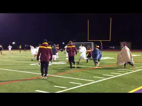 Lenox High School's Zach Suffish nails game-winner
