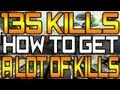 """How To Get A Lot of Kills in Black Ops 2"" - 135 Kills on Meltdown - BO2 ""Tips and Tricks"""