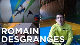 Romain Desgranges champion d'Europe d'escalade de difficulté 2017 - 11596