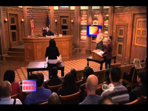 America's Court with Judge Ross: Featuring Tina Robinson