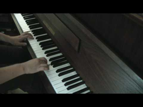 The Rolling Stones~She's a rainbow ( piano cover )