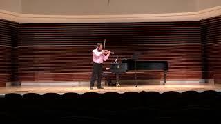 Tchaikovsky Violin Concerto Mov 2 - Lucas Martins