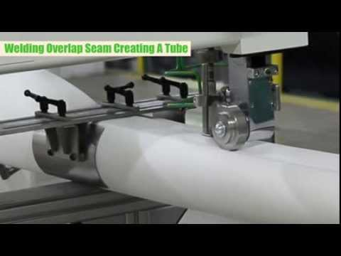 Form And Weld Multiple Diameter Filter Tubes Youtube