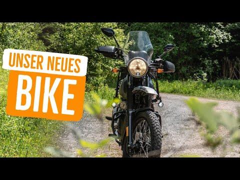 Die wohl günstigste Reiseenduro für Motorrad Abenteuer 2020